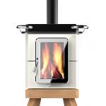 Art of Fire cookinstack houtfornuis kachel