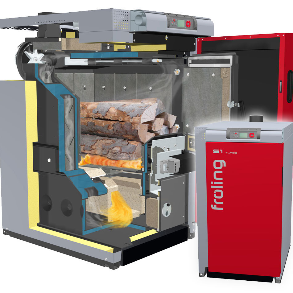 PTH-ketel-froling-S1-turbo biomassavergasser