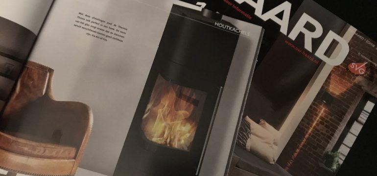 UW-haard magazine