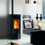 Art of fire Pelletkachel-Klover-REA-GLASS