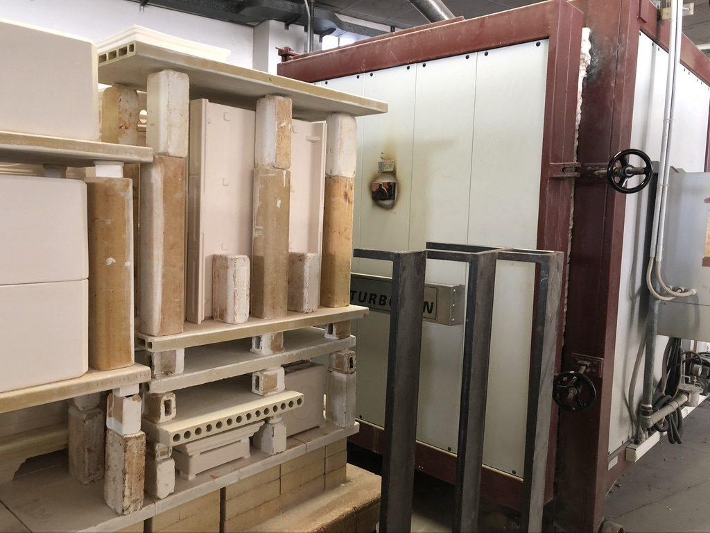 La Castellamonte eerste oven