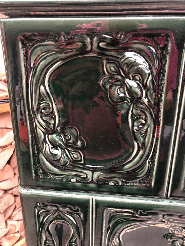 La Castellamonte liberty 3 th size verde Classico 4